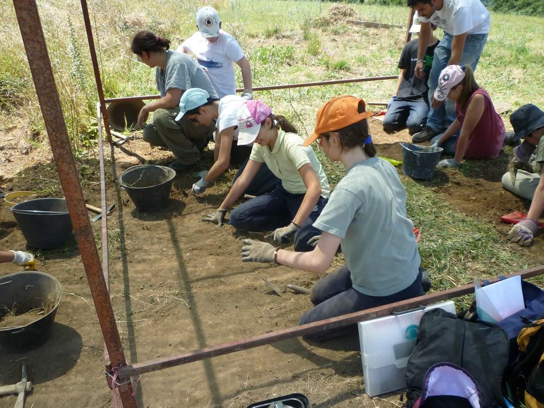 Scavi Archeologici per giovani