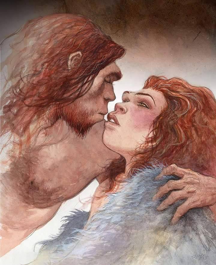 Amanti Neanderthal